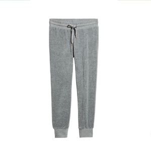 ✳️3 for 25 H&M velour joggers size S